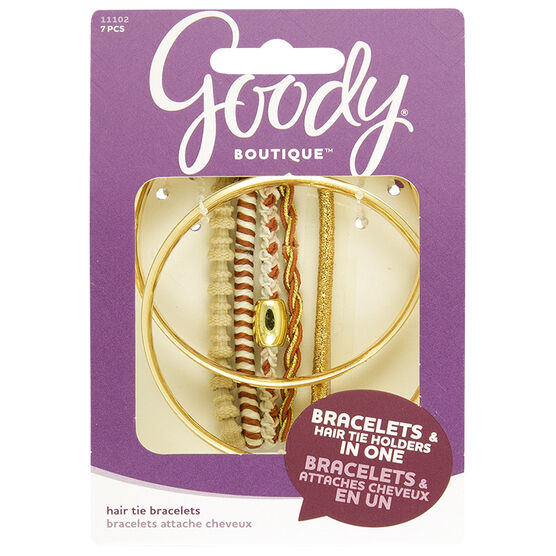 Goody Boutique Hair Tie Bracelets - 11102 - 7's
