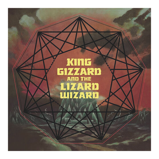 King Gizzard and the Lizard Wizard - Nonagon Infinity - Vinyl