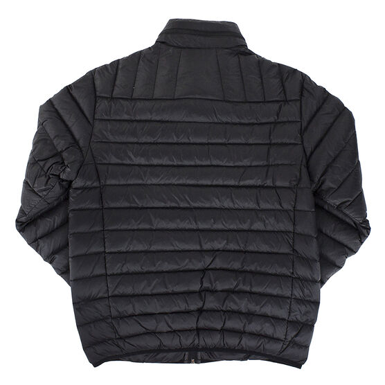 Hawke Packable Down Jacket - Black - Small/XL