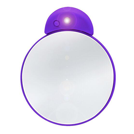 Tweezerman Professional 10X Magnifying Lighted Mirror