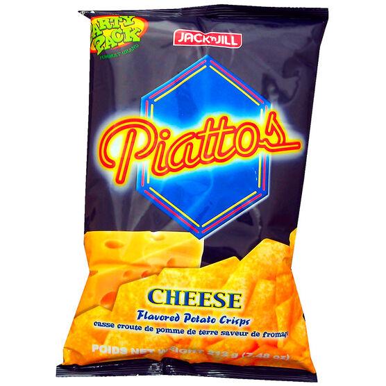 Jack'N Jill Piattos Cheese Chips - 212g