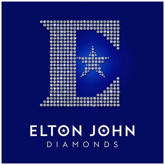 Elton John - Diamonds - CD