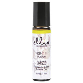 Ellia Roll On 100% Pure Therapeutic Grade Essential Oils - Fight It - 10ml