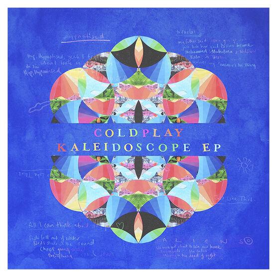 Coldplay - Kaleidoscope (EP) - CD