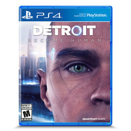PRE ORDER: PS4 Detroit: Become Human