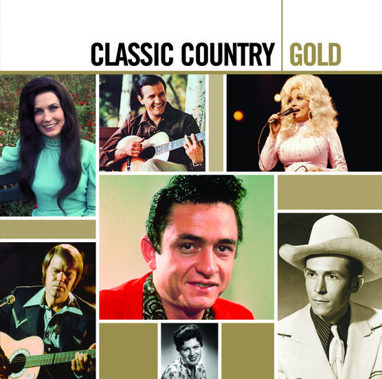 Classic Country - Gold - 2 Disc Set