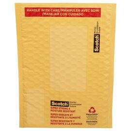 Scotch Plastic Bubble Mailer Envelope - 23.5cmx15.24cm