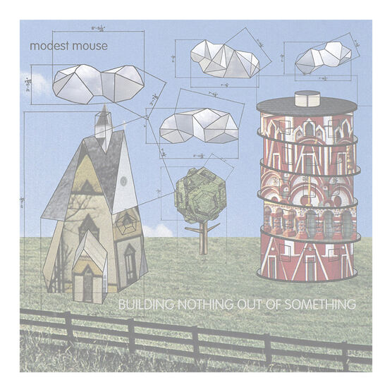 Modest Mouse - Building Nothing out of Something - Vinyl
