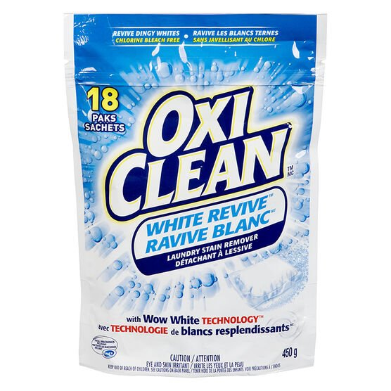 Oxiclean Max Force Revive Pack - 18's