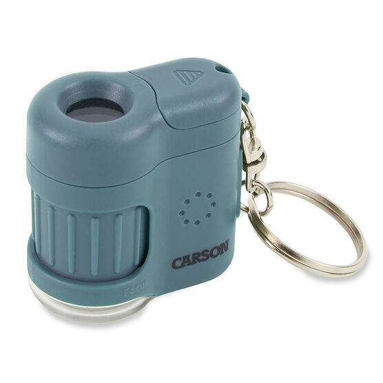 Carson MicroMini Pocket Microscope - Blue - MM-280B