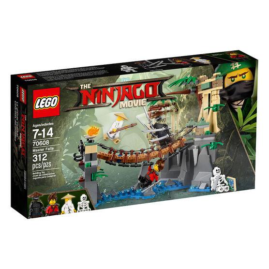 LEGO Ninjago Movie - Master Falls