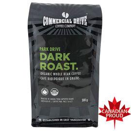 Commercial Drive Coffee - Park Drive Dark Roast - Whole Bean - 300g