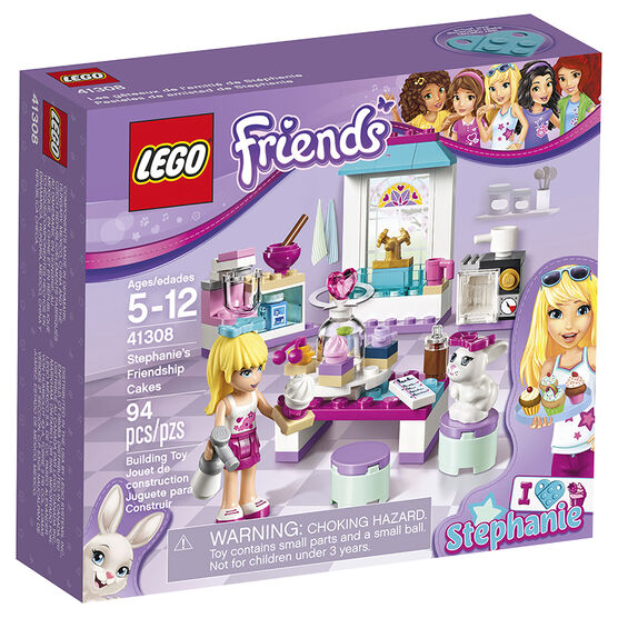 LEGO Friends - Stephanie's Friendship Cakes