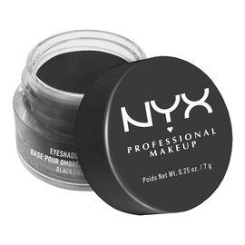 NYX Professional Makeup Eye Shadow Base - Black