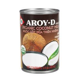 Aroy-D Organic Coconut Milk - 400ml