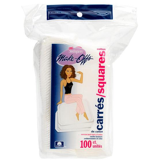 Make-Offs Premium Pads - Square - 100's
