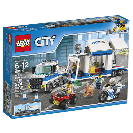 LEGO City - Mobile Command Center