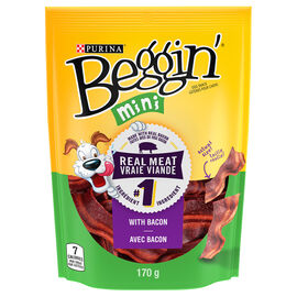 Purina Beggin Strips - Bacon - 170g