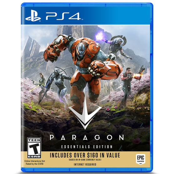 PS4 Paragon Essentials Edition