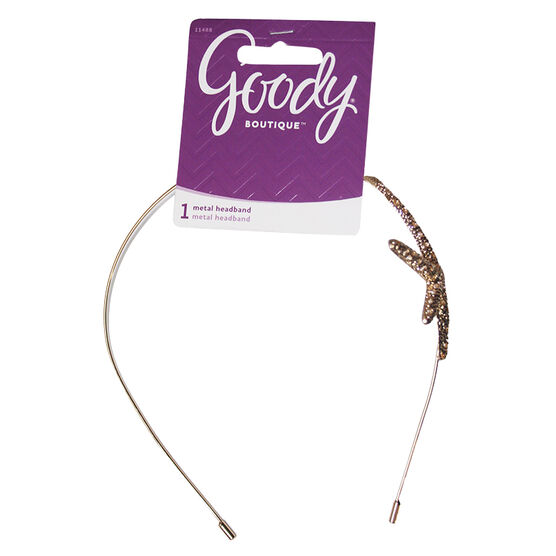 Goody Boutique Metal Head Band - Starfish - 11488
