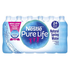 Nestle Pure Life Water - 24x500ml