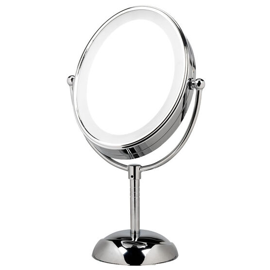 True Glow Oval LED Mirror - 7x