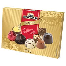 Waterbridge Belgian Chocolate - 208g