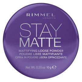 Rimmel Stay Matte Loose Powder - Transparent