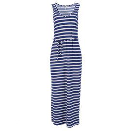 Lava Striped Maxi Dress