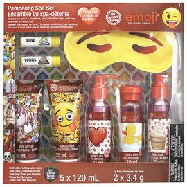 Emoji Pampering Spa Set - 8 piece