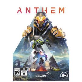 PRE ORDER: PC Anthem