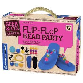 Flip-Flop Bead Party