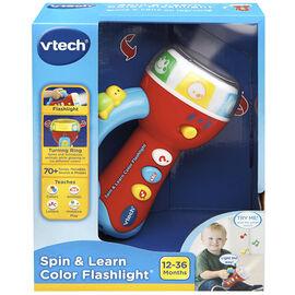 VTech Spin & Learn Colour Flashlight