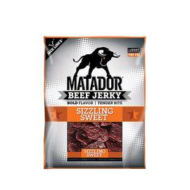 Matador Beef Jerky - Sizzlin' Sweet - 84g