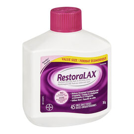 RestoraLAX - 45 Daily Doses - 765g