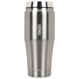 Thermos Fashion Tumbler - Smoke Grey - 470ml