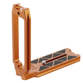 3 Legged Thing FB L-Bracket - Copper - QR11-FBC