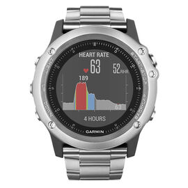 Garmin Fenix 3 HR GPS Watch - Titanium - 0100133876