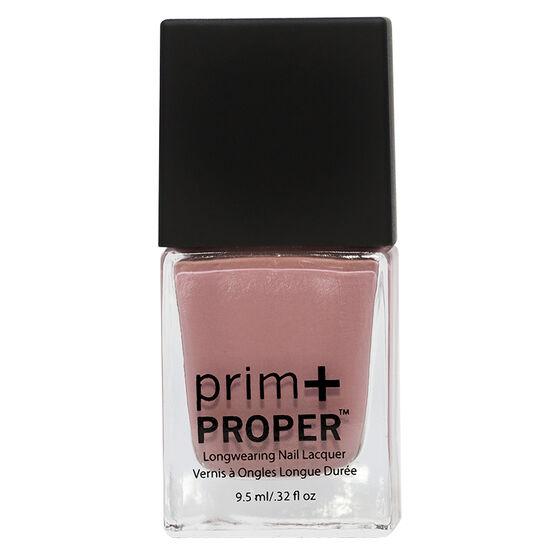 Prim + Proper Nail Lacquer - Caribou Brownie