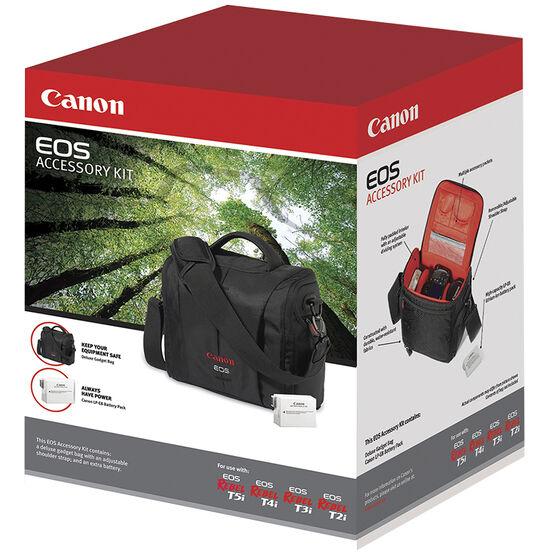Canon Accessory Kit for EOS T2i/T3i/T4i/T5i - 4515B007