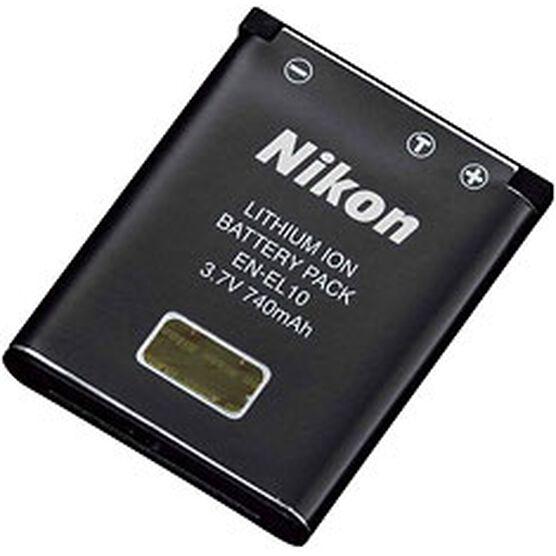 Nikon EN-EL10 Rechargeable Li-ion Battery - 25752