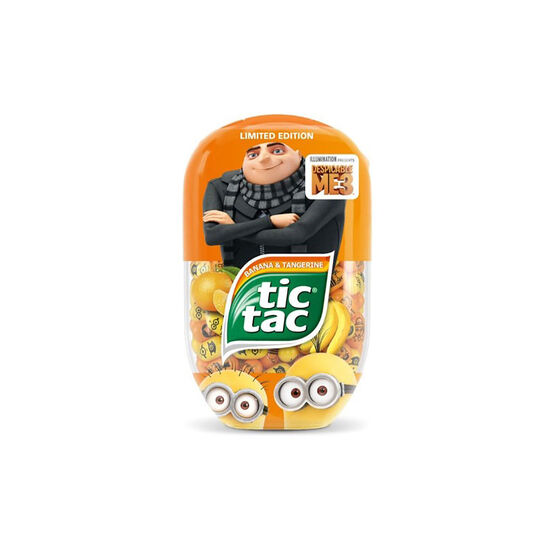 Tic Tac - Despicable Me 3 - 98g