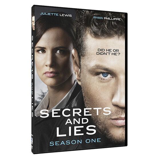 Secrets and Lies: Season One - DVD