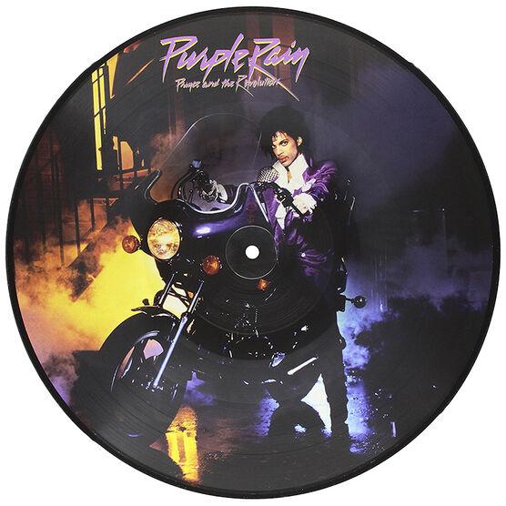 Prince - Purple Rain: Prince and the Revolution - Picture Disc Vinyl