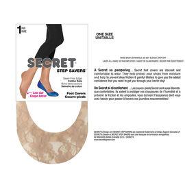 Secret Shoe Savers Footcover