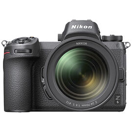 Nikon Z6 with 24-70mm Lens - 34303