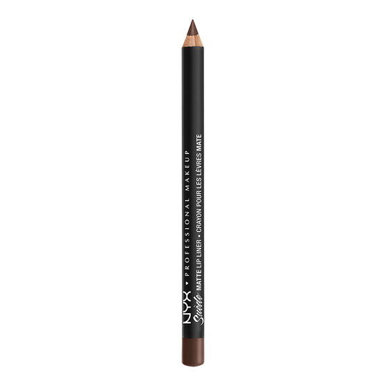 NYX Professional Makeup Suede Matte Lip Liner - Club Hopper