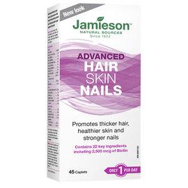 Jamieson Advanced Hair Skin Nails - 45's
