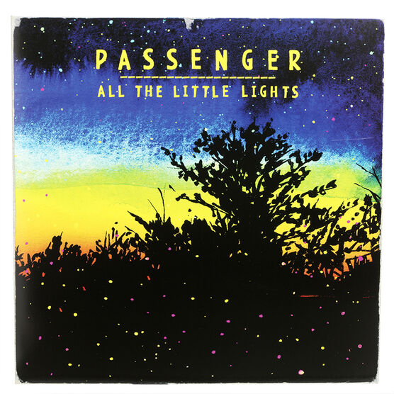 Passenger - All The Little Lights - Vinyl