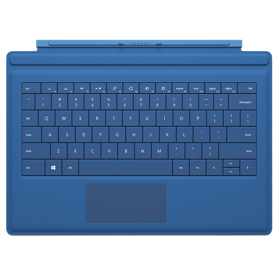 Microsoft Surface Pro 3 Type Cover - Cyan - RD2-00102